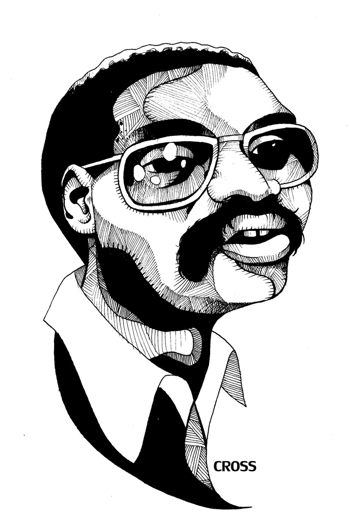 black arts movement billops hatch exhibition emory university 70s Culture in America larry neal illustration by keef cross